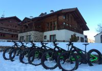 8 HYBRID FAT BIKES READY FOR A FREE TEST IN LIVIGNO! -